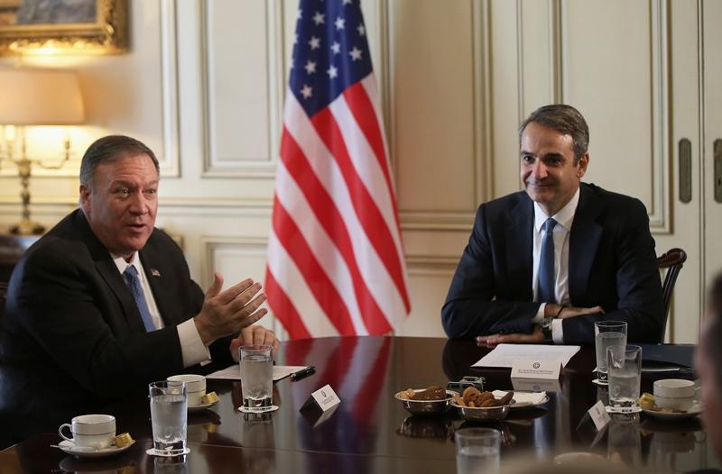 Στέιτ Ντιπάρτμεντ: Δεν ανακατευόμαστε στις διαφορές Ελλάδας – Τουρκίας