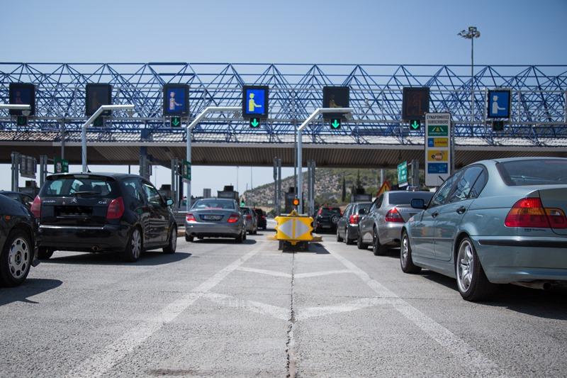 Κατερίνη: Κυκλοφοριακές ρυθμίσεις από αύριο στην εθνική οδό, λόγω έργων συντήρησης