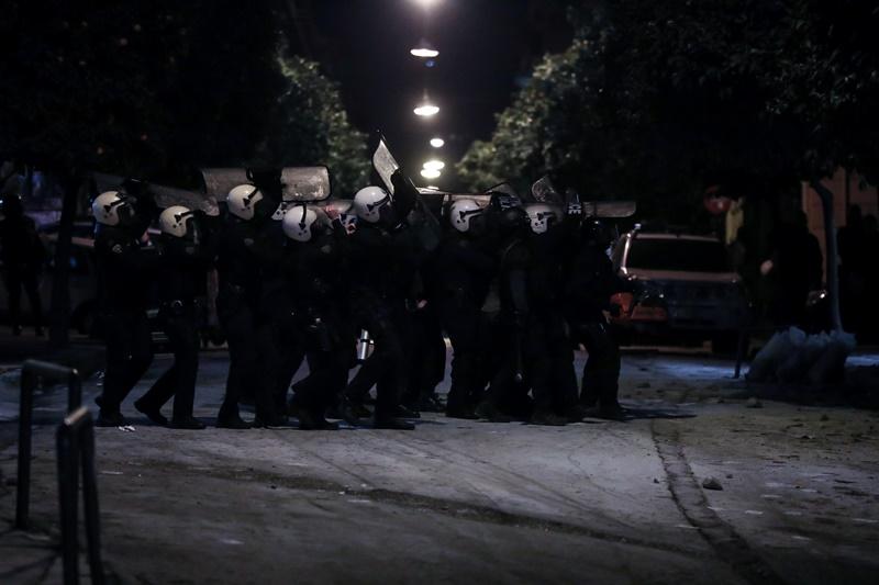 Ο Στ. Πέτσας είδε «μαθήματα δημοκρατίας» από την Αστυνομία στο Κουκάκι