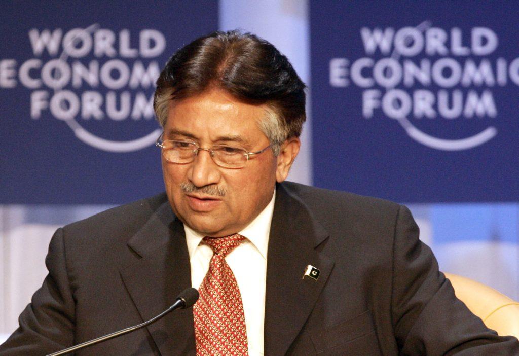 Πακιστάν: Ακυρώθηκε η ερήμην θανατική καταδίκη του πρώην προέδρου Μουσάραφ