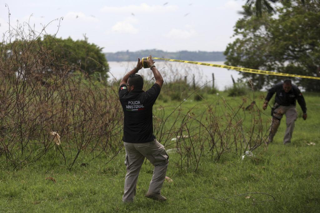 Μεξικό: Εντοπίστηκε ομαδικός τάφος με τουλάχιστον 29 πτώματα