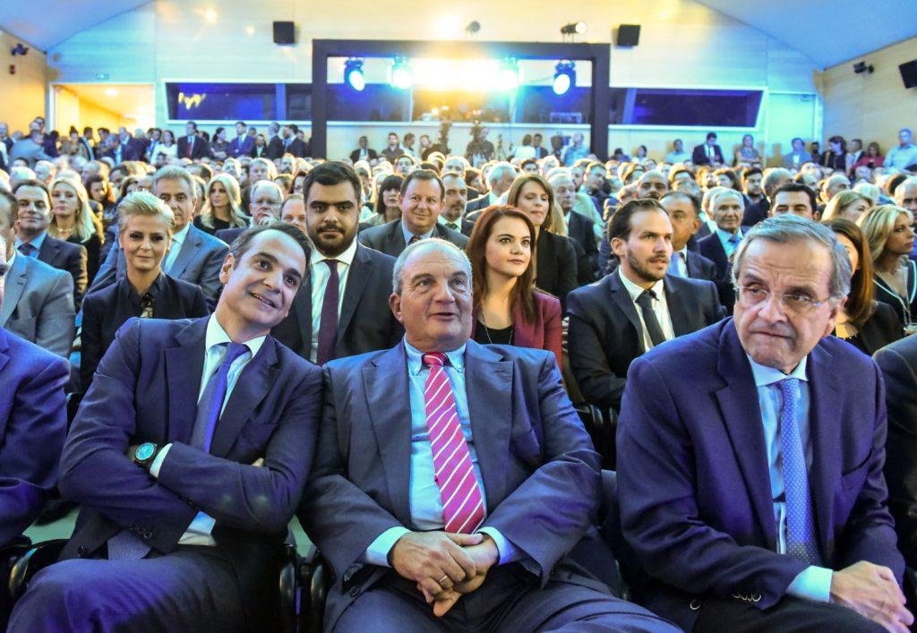 Διάλυση και τριχοτόμηση της ΝΔ για να φτιάξει δικό του κόμμα θέλει ο Μητσοτάκης;