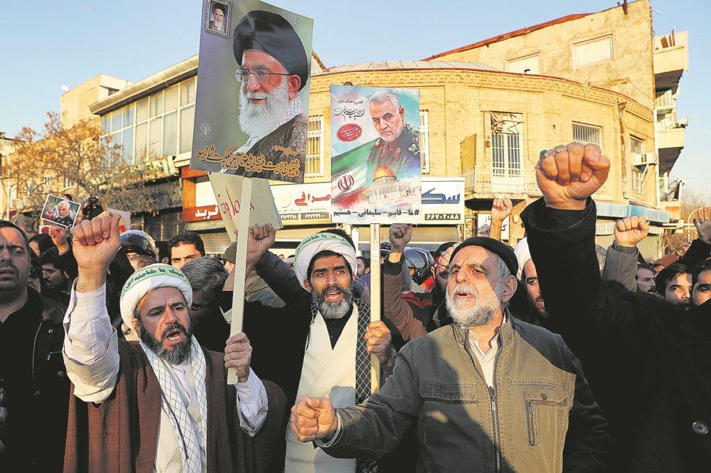 Ιράν: Ένας πόλεμος για τα εσωτερικά προβλήματα