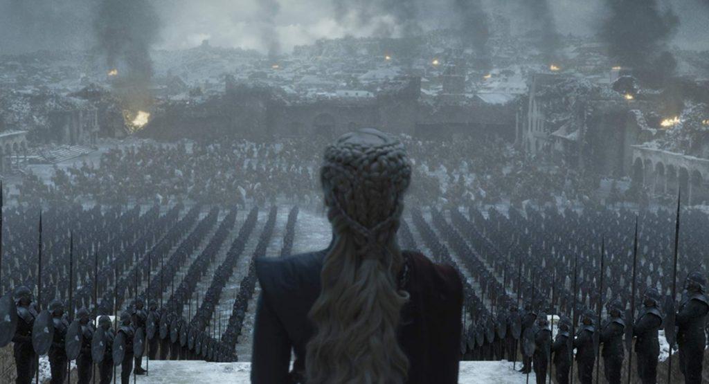 Ο δημιουργός του Game of Thrones αποκάλυψε το αρχικό σχέδιο για το φινάλε της σειράς