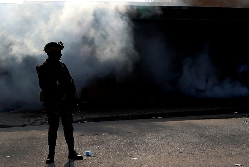 Ιράκ: Ρουκέτες έπεσαν στη Βαγδάτη, κοντά στην πρεσβεία των ΗΠΑ