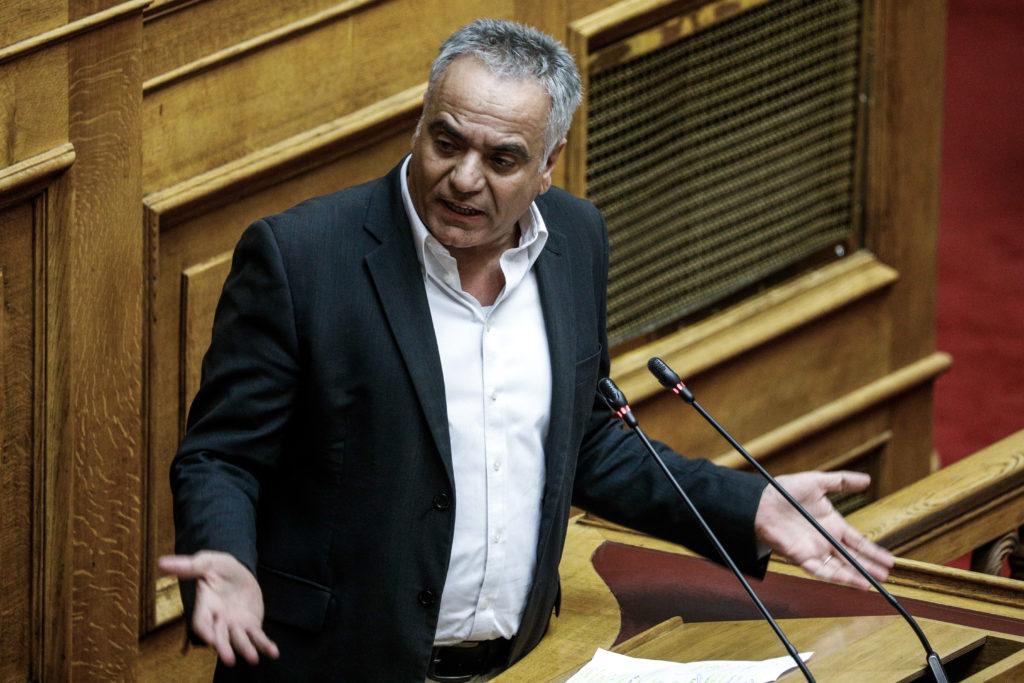 Σκουρλέτης:  Να επανατοποθετηθεί η κυβέρνηση μετά την απόφαση του ΣτΕ για την «Ελληνικός Χρυσός»