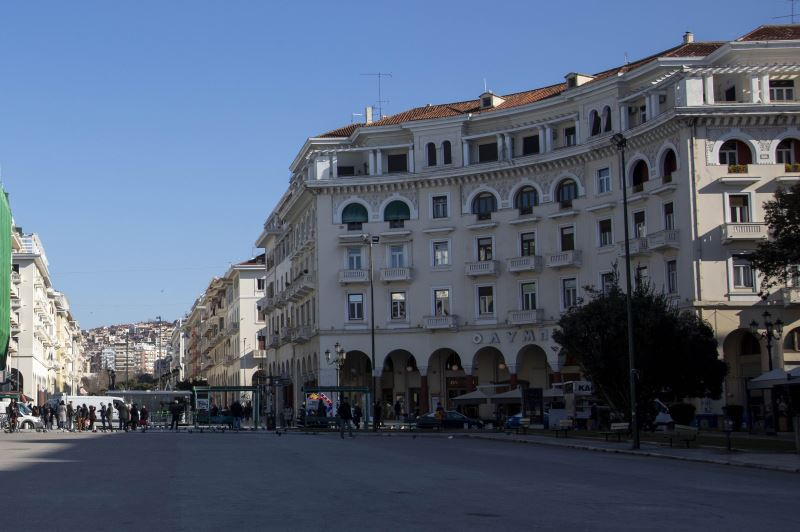 Διακοπή ρεύματος στο κέντρο της Θεσσαλονίκης