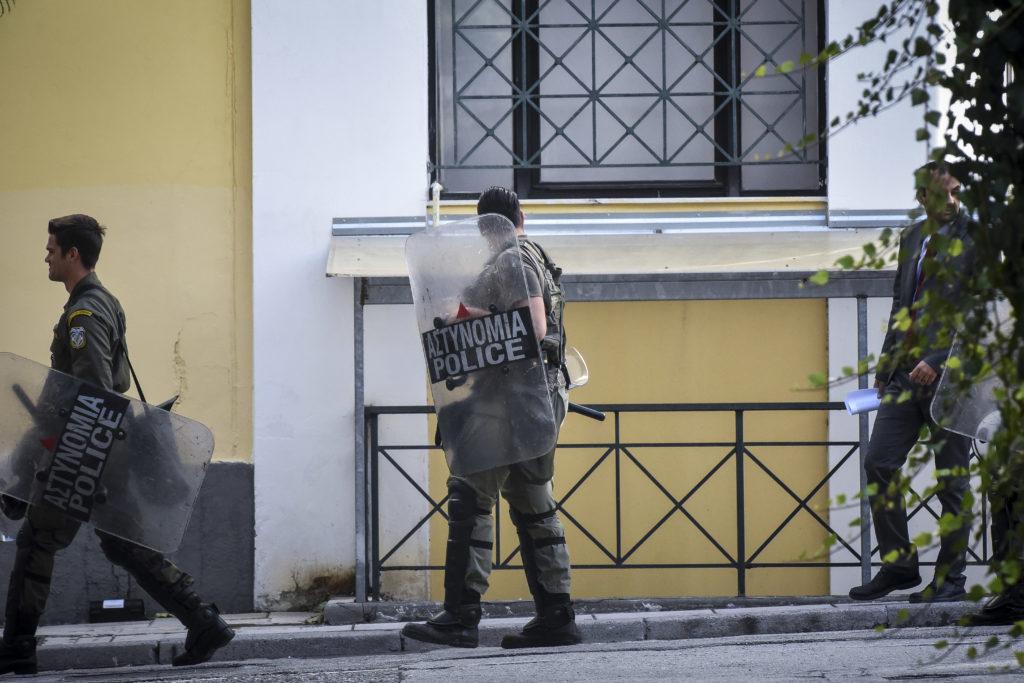 Απόδραση κρατουμένου από τα Δικαστήρια Ευελπίδων