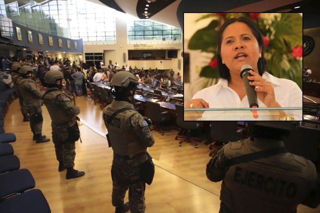 Σαλβαδόρ: Η αλήθεια για την εισβολή του στρατού στη Βουλή – Βουλευτής εξηγεί στο documentonews.gr