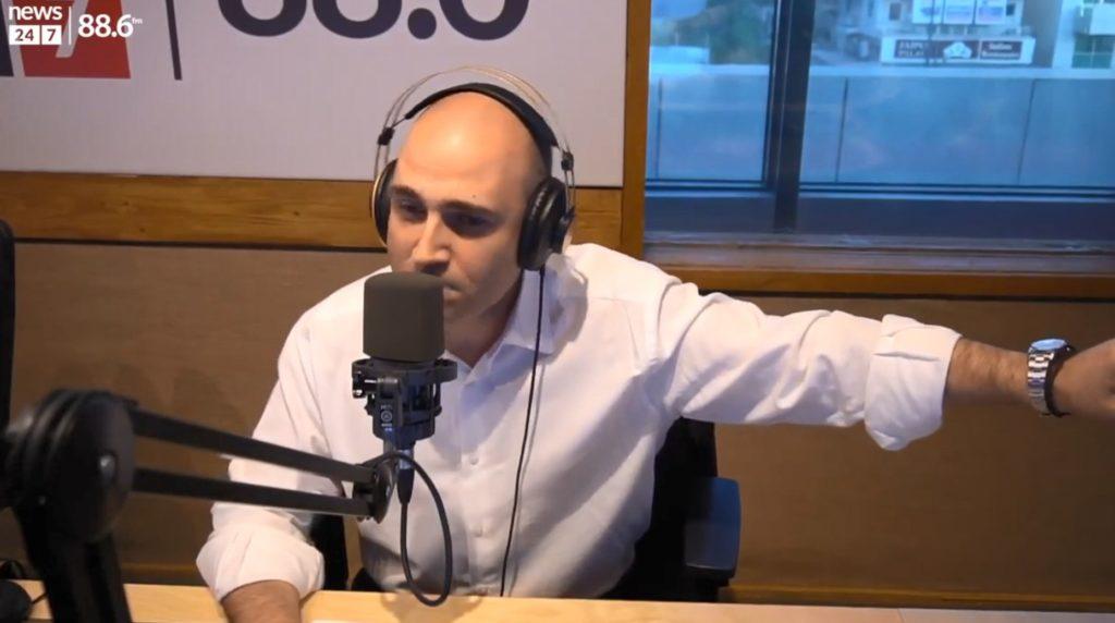 «Λογοκρισία» και στο Facebook θέλει ο Μπογδάνος – Ζητά 28.000€ για μια ανάρτηση