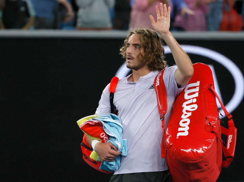 Τένις: Αποκλείστηκε ο Τσιτσιπάς στο Ρότερνταμ