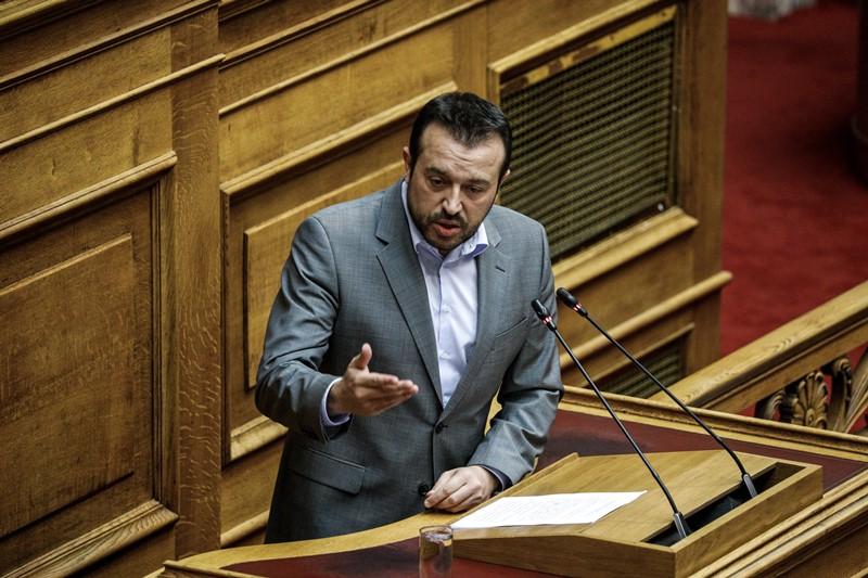 Νίκος Παππάς: Να κατατεθούν στη Βουλή τα στοιχεία για τα «κόκκινα δάνεια» που καθυστερημένα ζήτησε η ΝΔ από τις τράπεζες