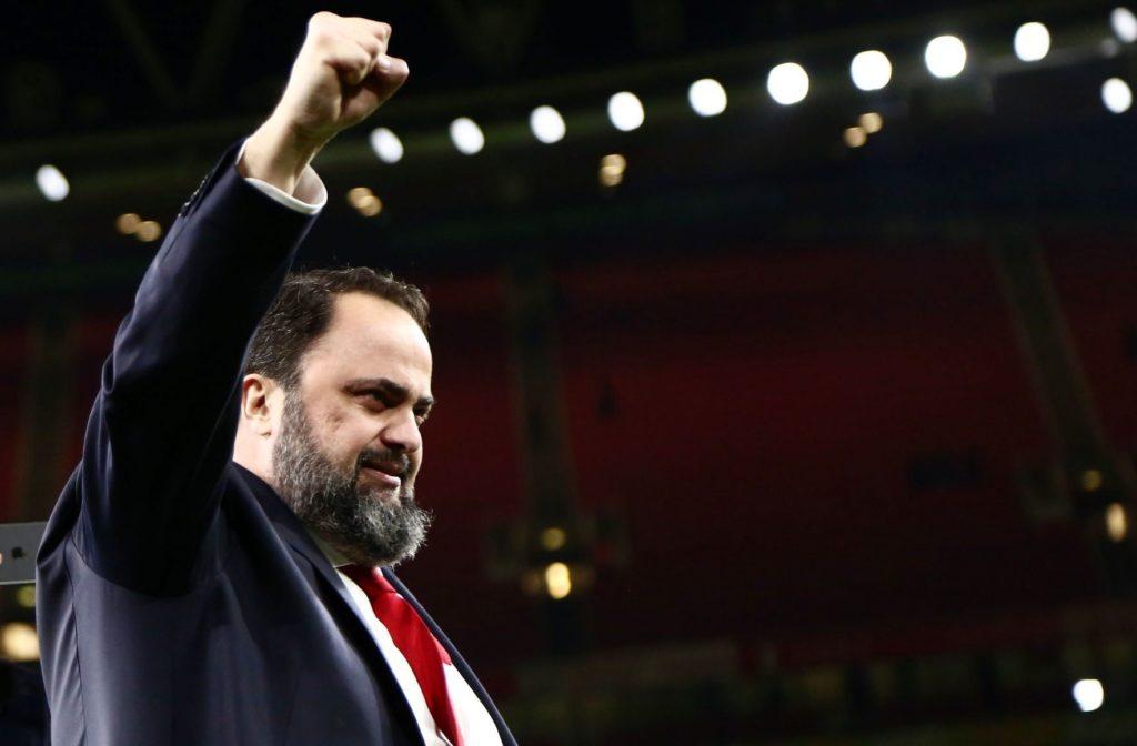 Και πάλι… «πρωθυπουργός» o Βαγγέλης Μαρινάκης (Video)