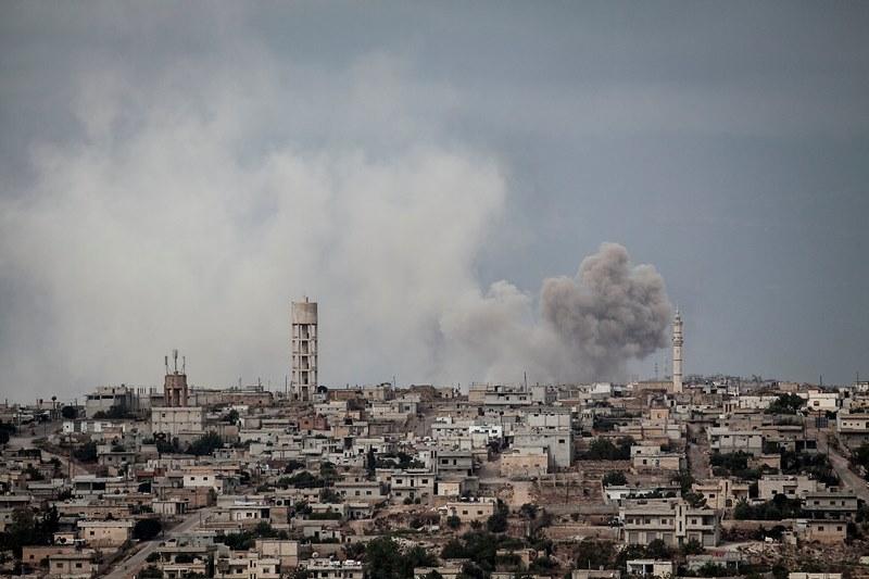 Συρία: Εννέα μέλη της Χεζμπολάχ σκοτώθηκαν από τουρκικά πυρά στο Ιντλίμπ