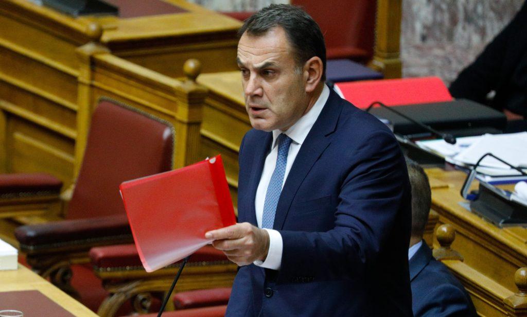 Ο Παναγιωτόπουλος διαψεύδει Πέτσα και Γεραπετρίτη για το Oruc Reis