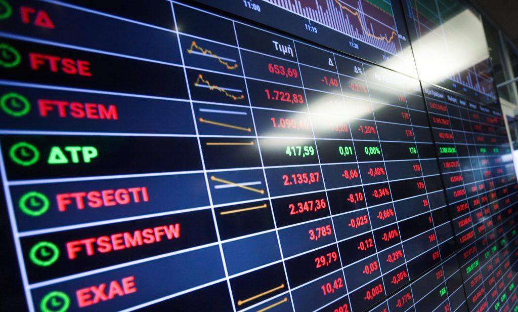 Κραχ στο Χρηματιστήριο Αθηνών – Απώλειες 16,2% για τις τράπεζες