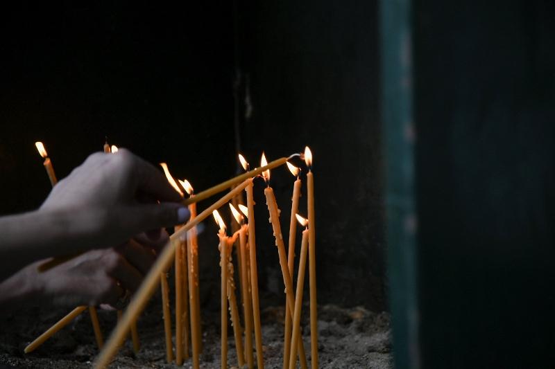 Λαμία: 70χρονος πέθανε στην εκκλησία την ώρα των Χαιρετισμών