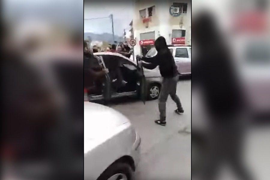 Οι ακροδεξιοί πέρασαν στην αντεπίθεση στη Μυτιλήνη