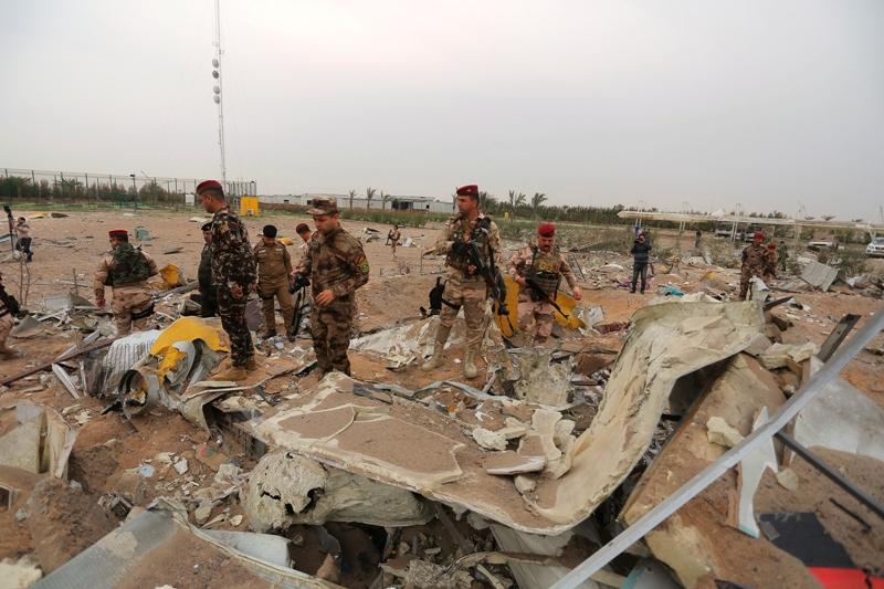 Ιράκ: Μπαράζ ρουκετών εναντίον αμερικανικής βάσης