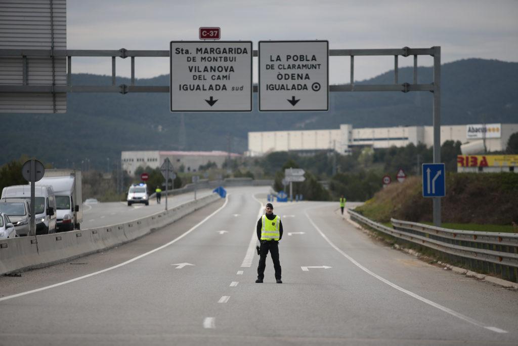 Κορονοϊός: Γενική απαγόρευση εξόδου στην Βαυαρία