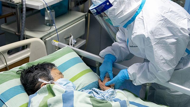 Καθηγητής Τούτουζας: Ένα στα 10 περιστατικά κορονοϊού στην Κίνα είχαν μυοκαρδιακό τραυματισμό