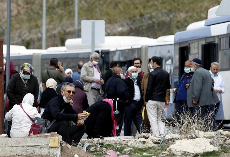 Τουρκία:Σε καραντίνα χιλιάδες προσκυνητές που επέστρεψαν από την Σαουδική Αραβία