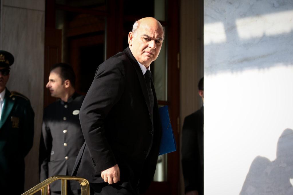 Πρόεδρος της ΕΠΟ: Αγενής ο Μαρινάκης