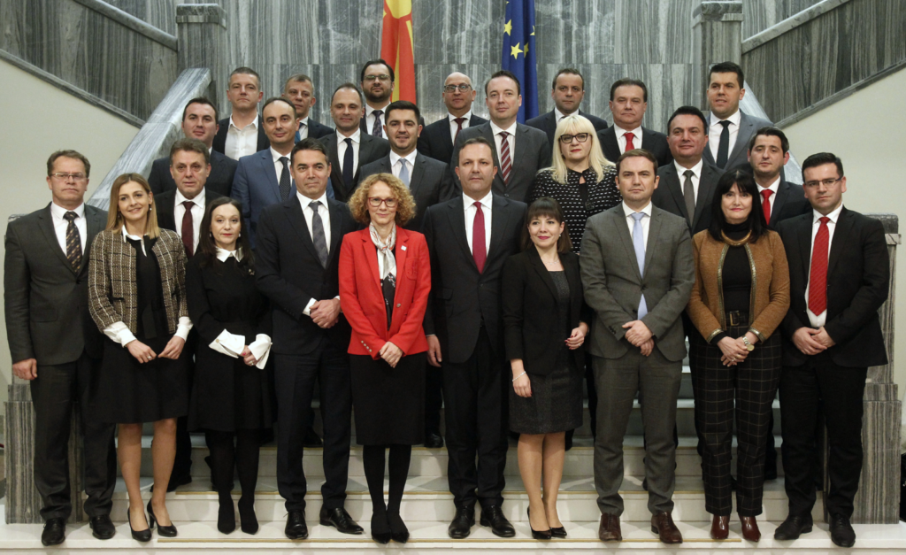 Αναβλήθηκαν οι εκλογές της 12ης Απριλίου στη Βόρεια Μακεδονία