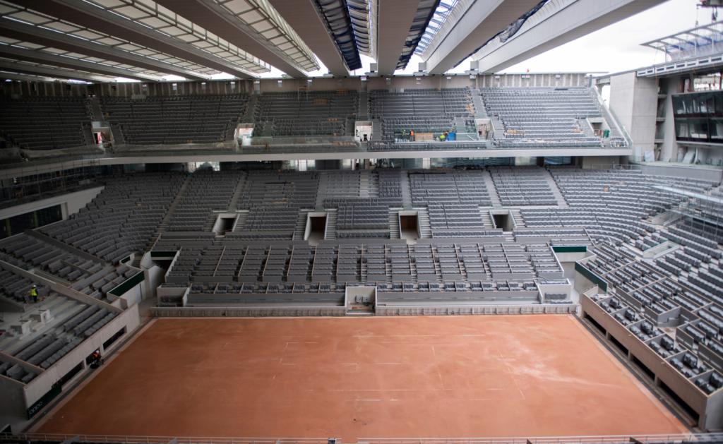 Τένις: Τον Σεπτέμβριο το παρισινό Όπεν