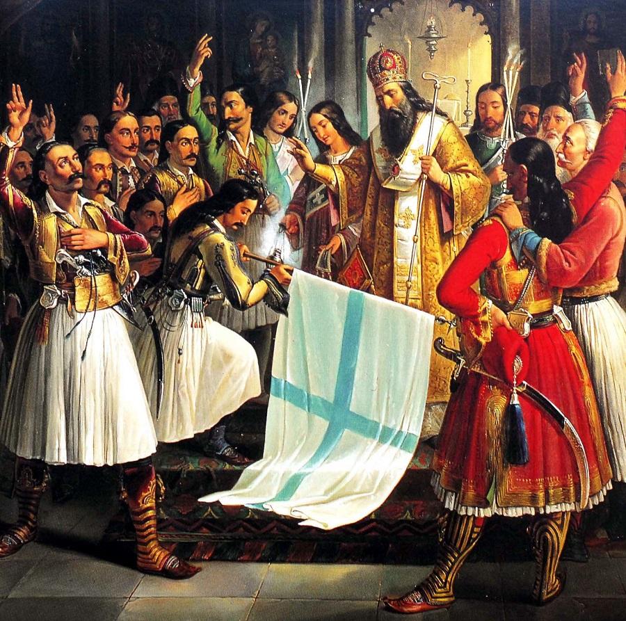 Ηρωες του 1821 – Η ζωή και η δράση του αρματολού Διαμαντή Ολύμπιου Νικολάου
