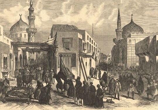 Όταν ο Παπαδιαμάντης έγραψε για τη χολέρα του 1865