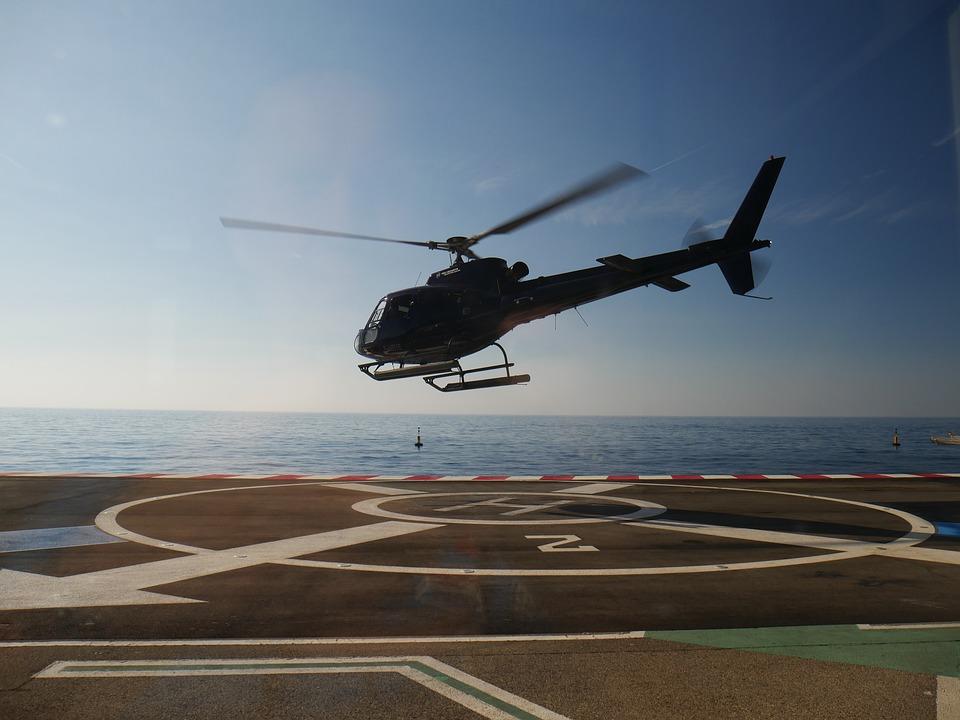 Ελληνικές δυνάμεις στην αναζήτηση του ελικoπτέρου του ΝΑΤΟ που συνετρίβη ανοιχτά της Κεφαλονιάς