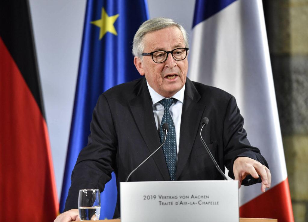 Αιχμές Γιούνκερ για τα έκτακτα μέτρα της Ε.Ε: «Τα 540 δις ευρώ δεν είναι αρκετά»