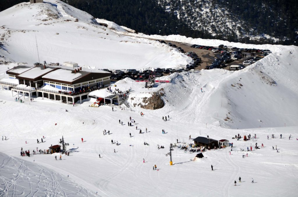Παύση λειτουργίας των Χιονοδρομικών Κέντρων Παρνασσού και Βόρα – Καϊμακτσαλάν για το 2019 – 2020