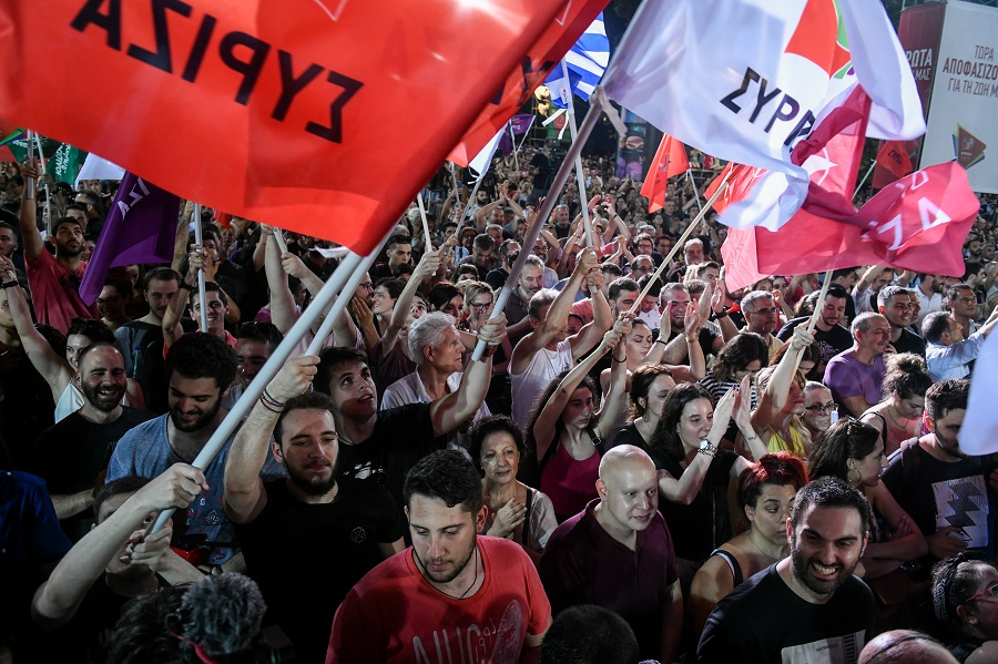 Επιστολή ΣΥΡΙΖΑ στο ΕΣΡ για την κατάσταση στα ΜΜΕ