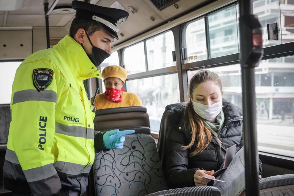Κορονοϊος: Συζητείται η υποχρεωτική μάσκα στα Μέσα Μαζικής Μεταφοράς