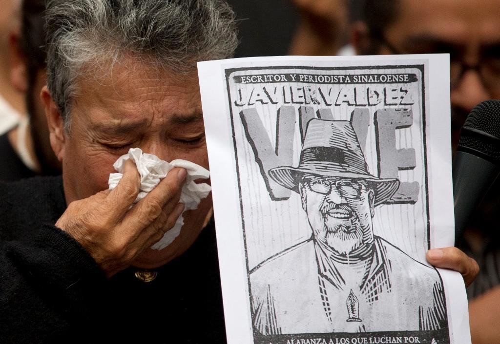 Μεξικό: Ξεσηκωμός για τη δολοφονία του δημοσιογράφου Χαβιέρ Βαλδές (video)