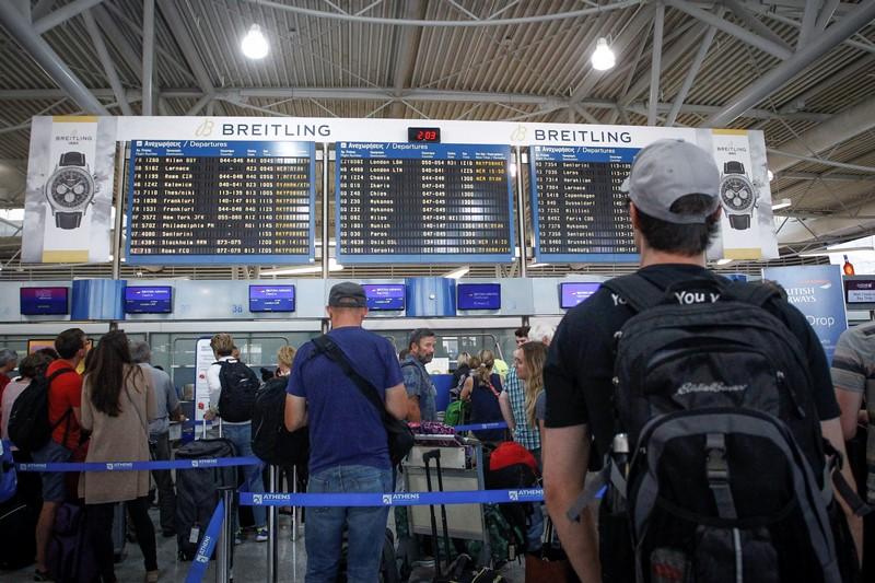 Σε υποχρεωτική καραντίνα 14 ημερών μέχρι τέλος Μαϊου για όσους επιβάτες εισέρχονται στην Ελλάδα
