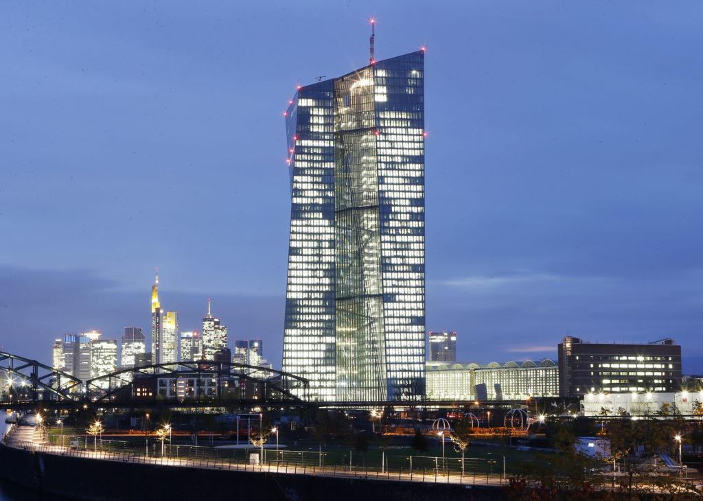 Γερμανία: «Εν μέρει αντισυνταγματικό» το πρόγραμμα αγοράς ομολόγων της ΕΚΤ του 2015