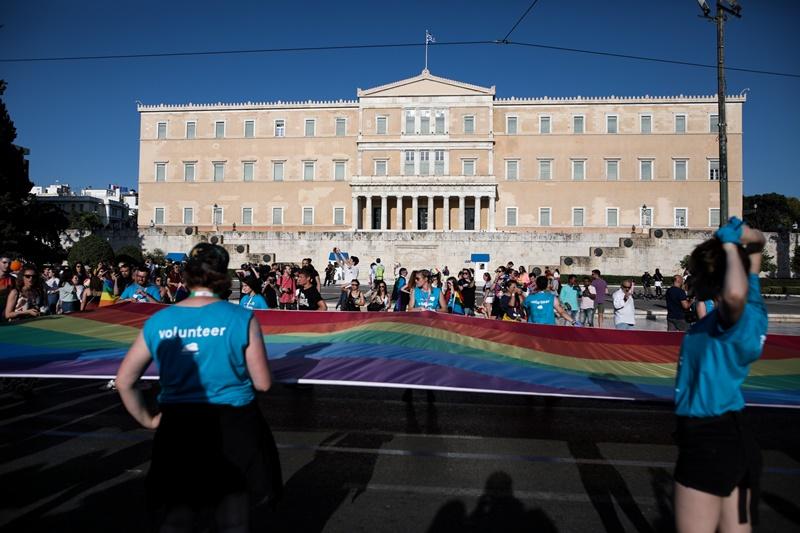 Μετατέθηκε για τον Σεπτέμβριο το Athens Pride