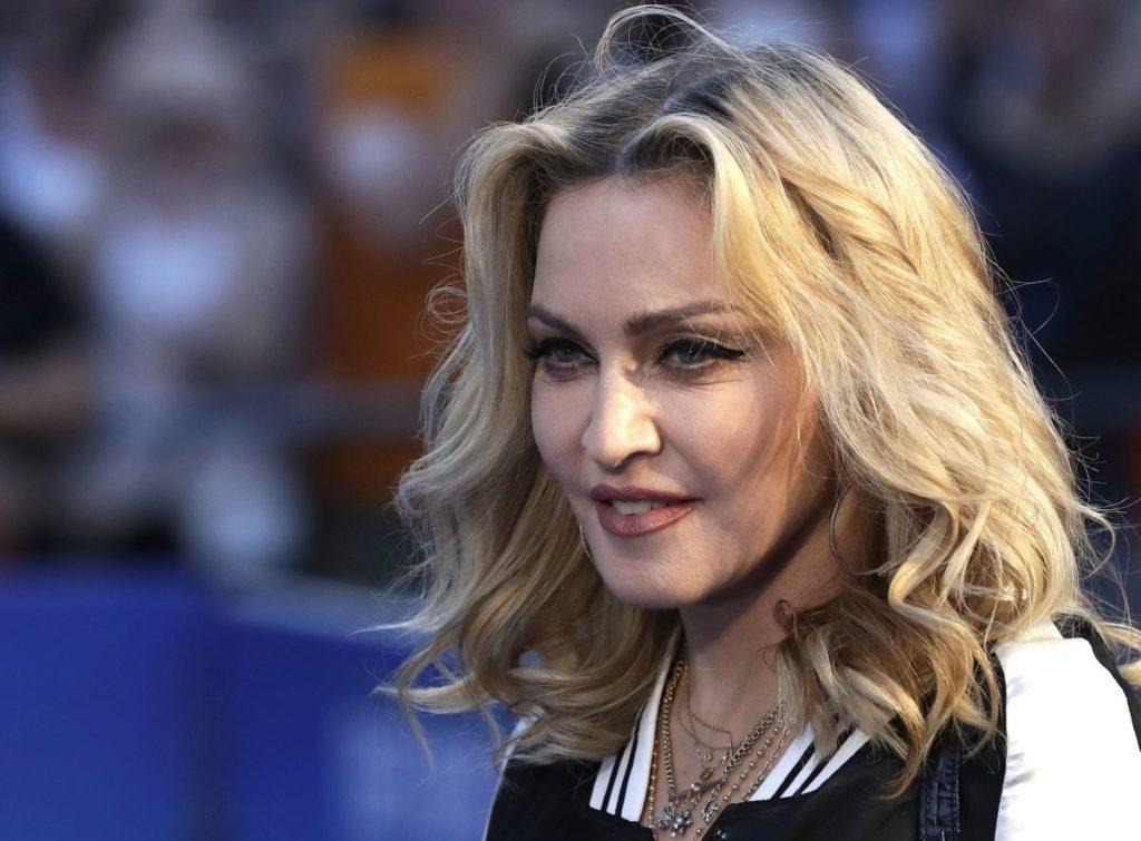 Η Μαντόνα για τη δολοφονία Φλόιντ: «Γ@μώ την Αστυνομία!»