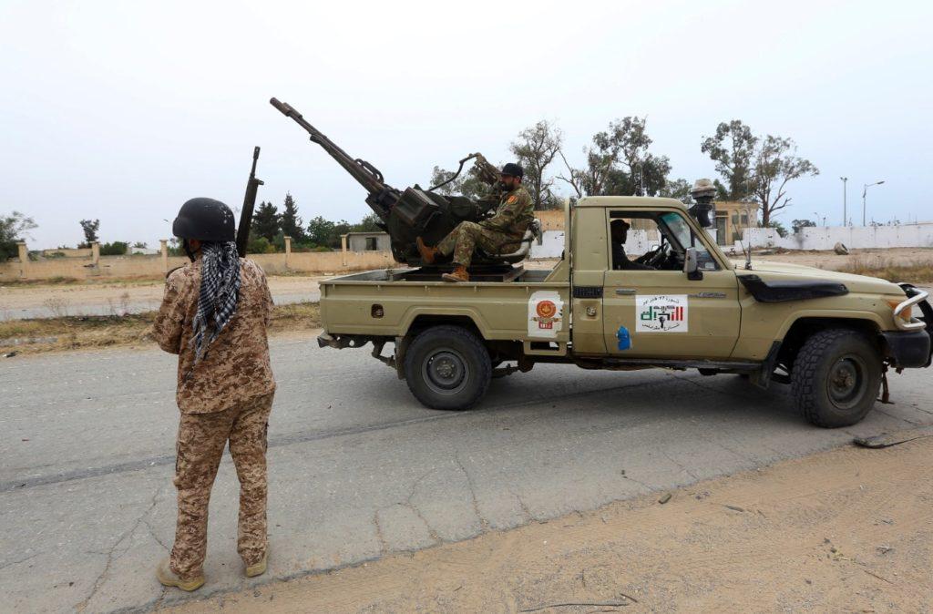 Λιβύη: Αποσύρονται από την Τρίπολη οι δυνάμεις του Χάφταρ μετά το ισχυρό πλήγμα