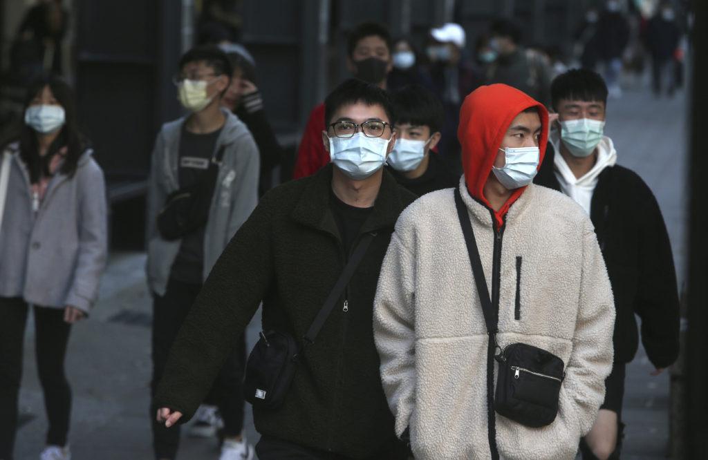 Κίνα: Μόλις 4 νέα κρούσματα κορονοϊού σε 24 ώρες