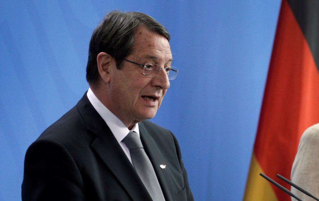 Κύπρος: Ο Αναστασιάδης ανακοίνωσε νέο πακέτο μέτρων για την οικονομία