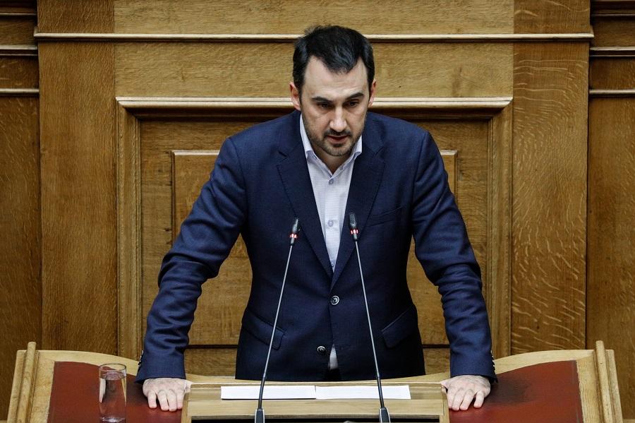 Χαρίτσης: Ο Πέτσας διαλέγει την τυφλή επίθεση στον ΣΥΡΙΖΑ, αντί να απαντήσει γιατί ανοίγει τα σχολεία για 10 μέρες