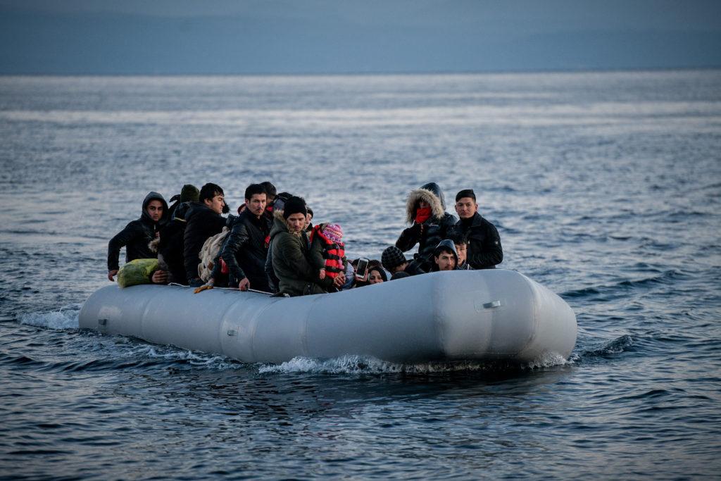 Λέσβος: 229 πρόσφυγες και μετανάστες στο νησί τον Μάιο
