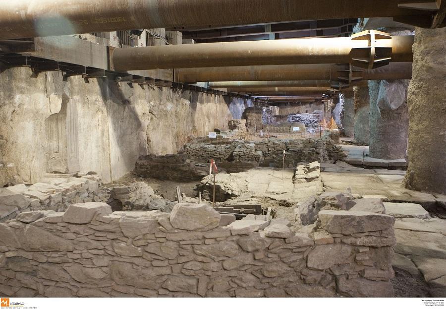 Αρχαιολόγοι: Τα αρχαία δεν φταίνε για τις καθυστερήσεις στο μετρό Θεσσαλονίκης