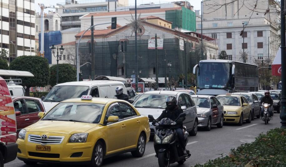 Φαστ τρακ μέτρα για περιοχές χωρίς ΙΧ στο κέντρο της Αθήνας – Υπογράφηκε ΚΥΑ με τις κυκλοφοριακές ρυθμίσεις