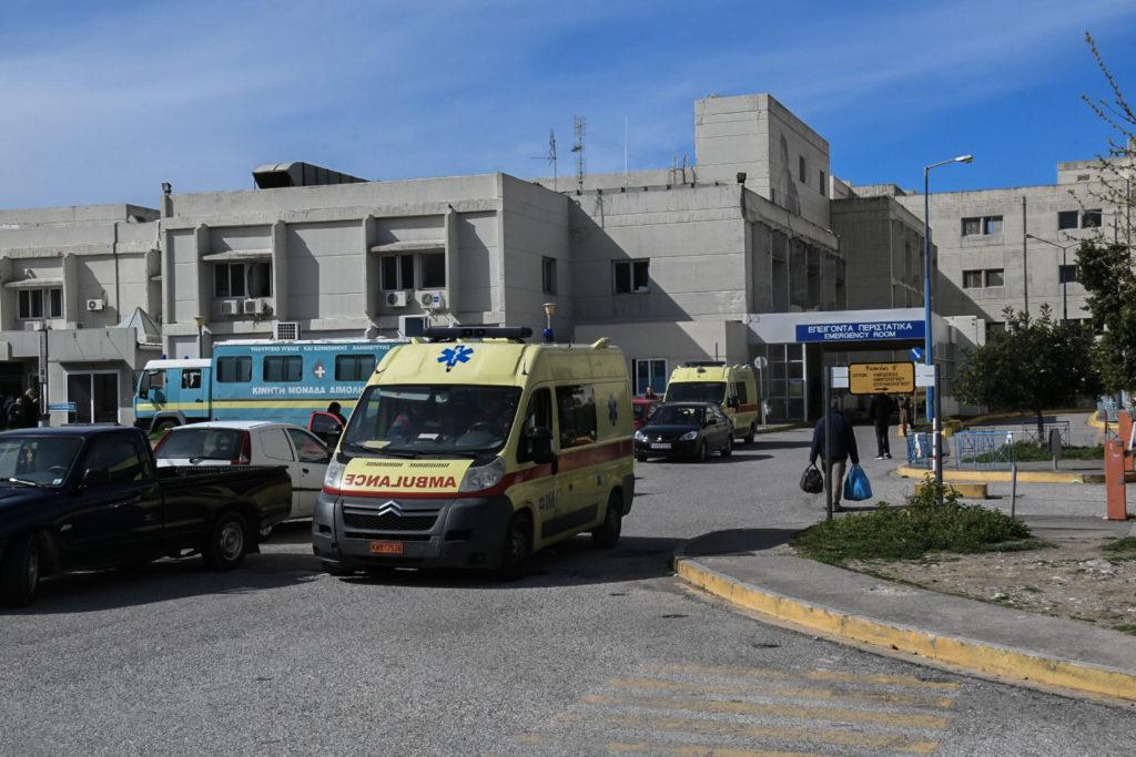 Ένας ακόμα θάνατος από κορονοϊό – Πέθανε 79χρονος στο ΑΧΕΠΑ