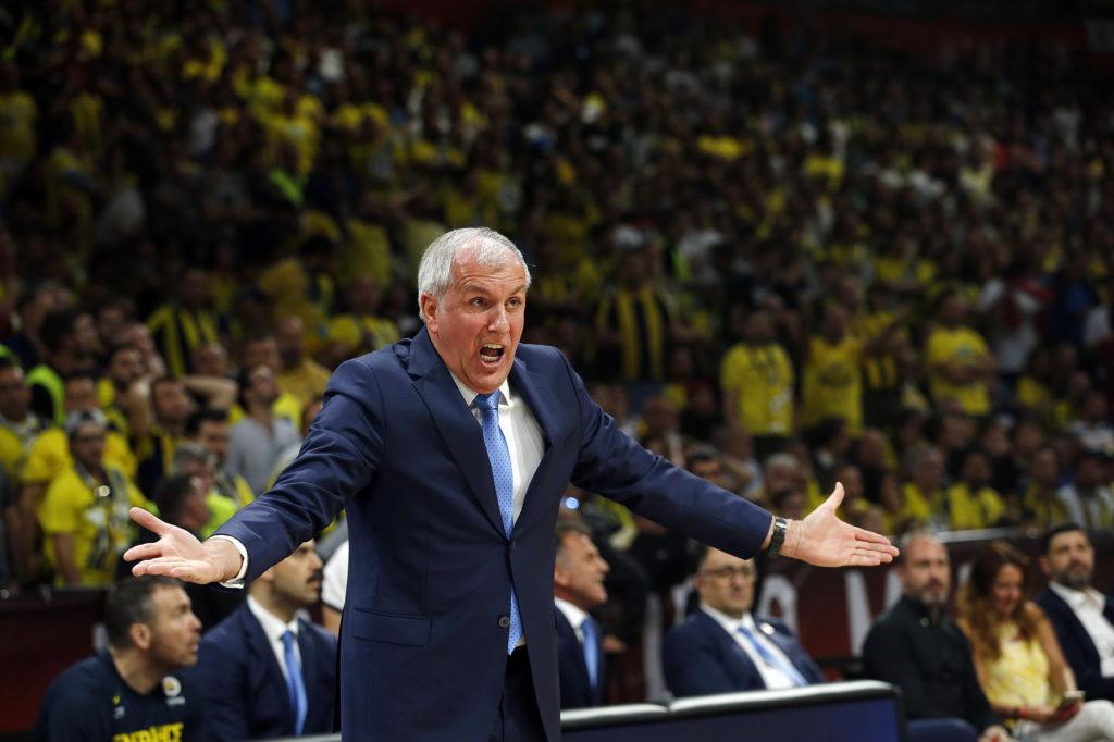 Μπάσκετ: Σενάρια περί παραμονής Ομπράντοβιτς στη Φενέρμπαχτσε